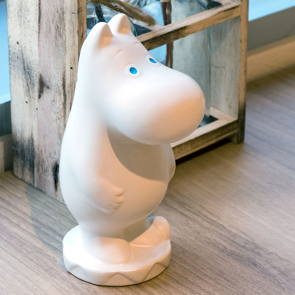 MoominCollection ~セラミックコインバンク ムーミン~